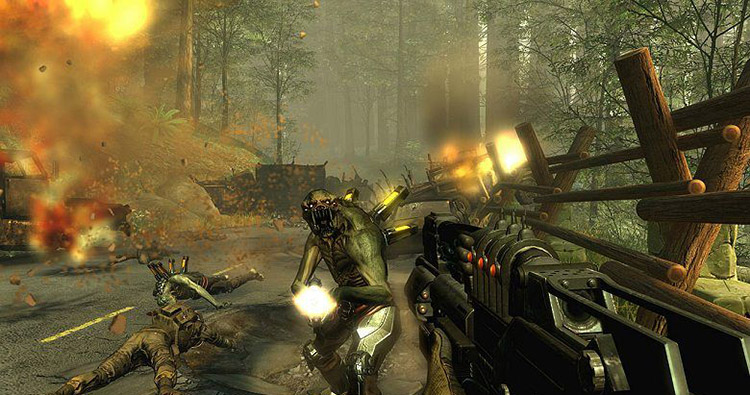 resistance 2 beta impressions