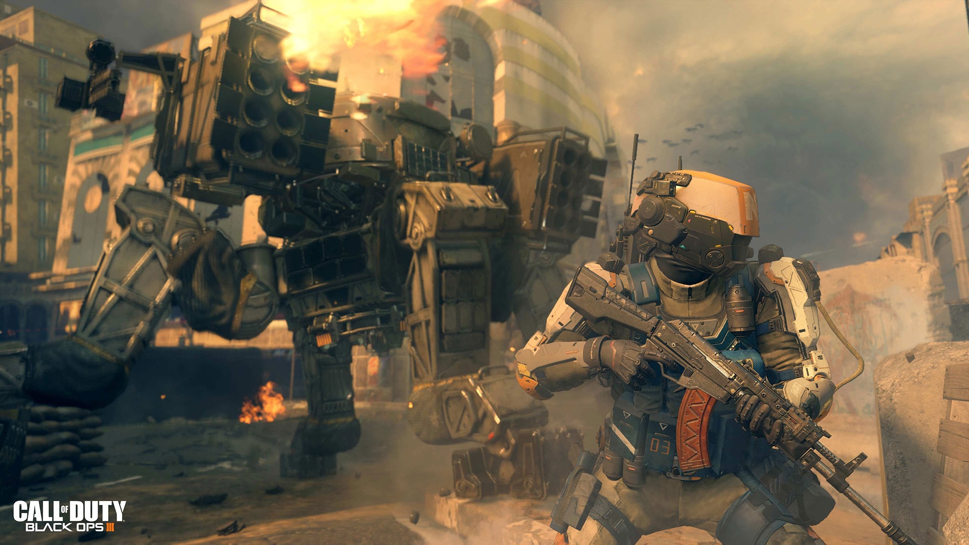 call of duty black ops 3 e3 2015 reveal