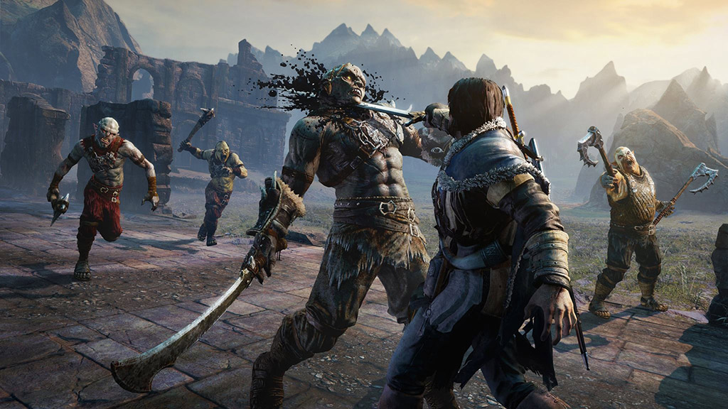 middle earth shadow of mordor review