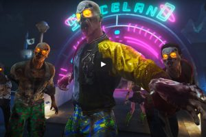 call of duty infinite warfare zombies in spaceland trailer