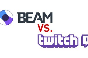 beam streaming vs twitch streaming