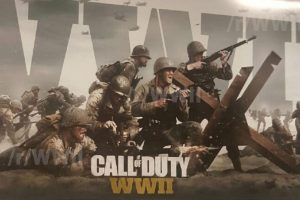 call of duty ww2 leak