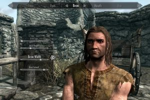 character customization video games