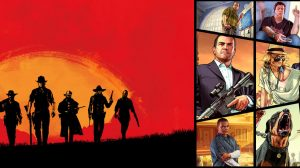gta v red dead redemption 2