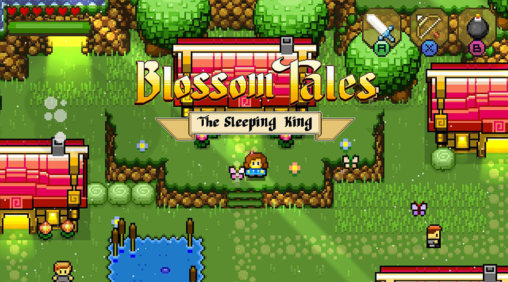 9_Blossom Tales The Sleeping King_1