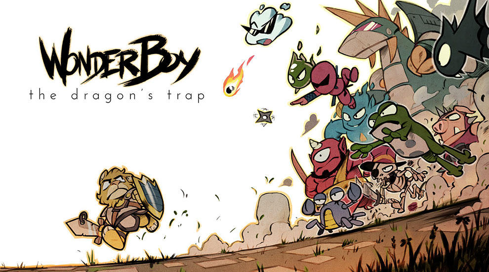 6_Wonder Boy The Dragon's Trap_1