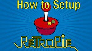 how to setup retropie on raspberry pi