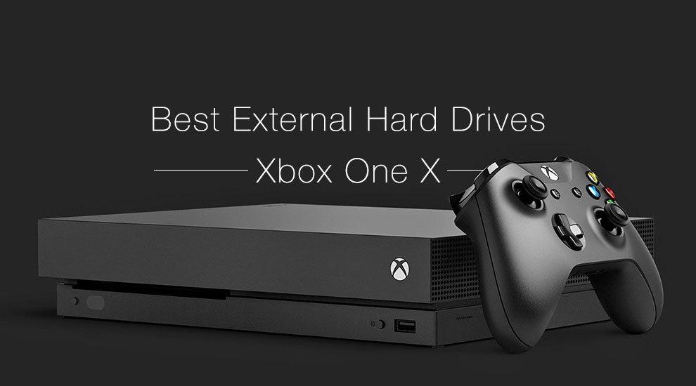 external hard drives xbox one x