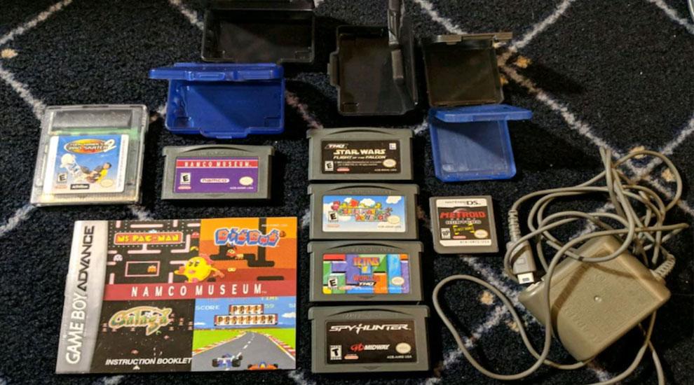 Flipping Nintendo Gameboy Advance Games - Case Study 1 | Type 2 Gaming