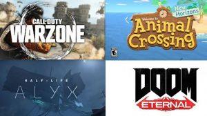 best games 2020