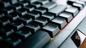 video game streaming keyboard